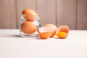eggs and choline