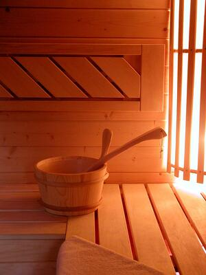 niacin and sauna
