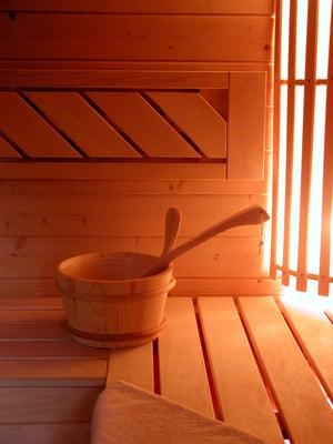 niacin and sauna