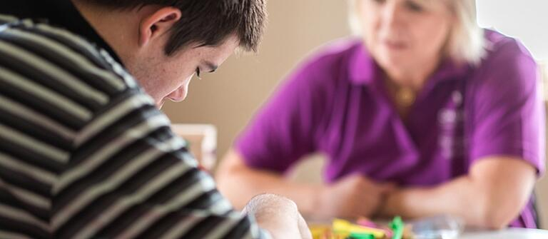 Daniel takes control with the NDIS