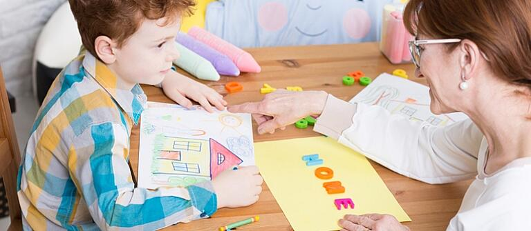 Earning their trust: how to help a child in care feel secure