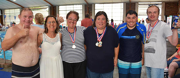 Gunnedah Challenge Swimming Carnival a great success