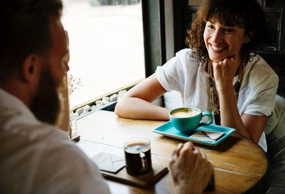 Happy couple coffee-491305-edited