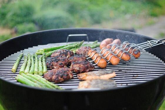 Four fantastic energy saving tips to take to any bbq