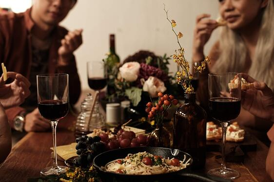 Party on this holiday season without the stress of a high power bill