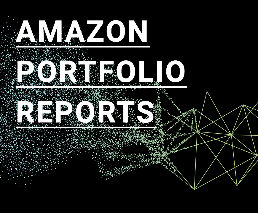 Für Pros: Amazon Portfolio Reports