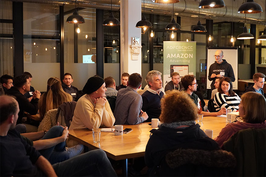 Recap:Amazon Advertising Meet Up Hamburg no:6