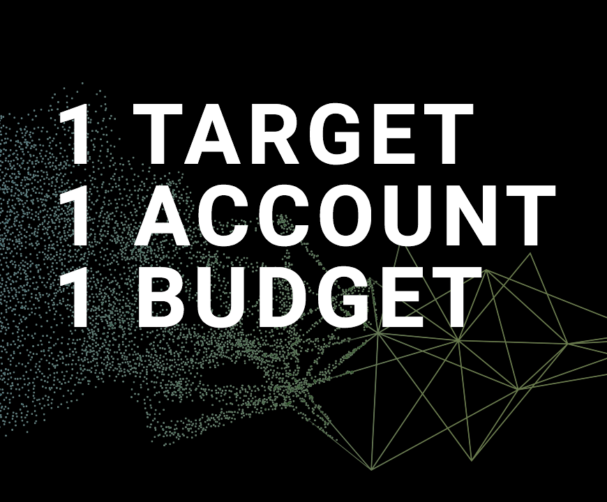 Give Wings to your AdWords Strategy: Use Shared Budgets with Account Target