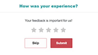 nsl rate feedback