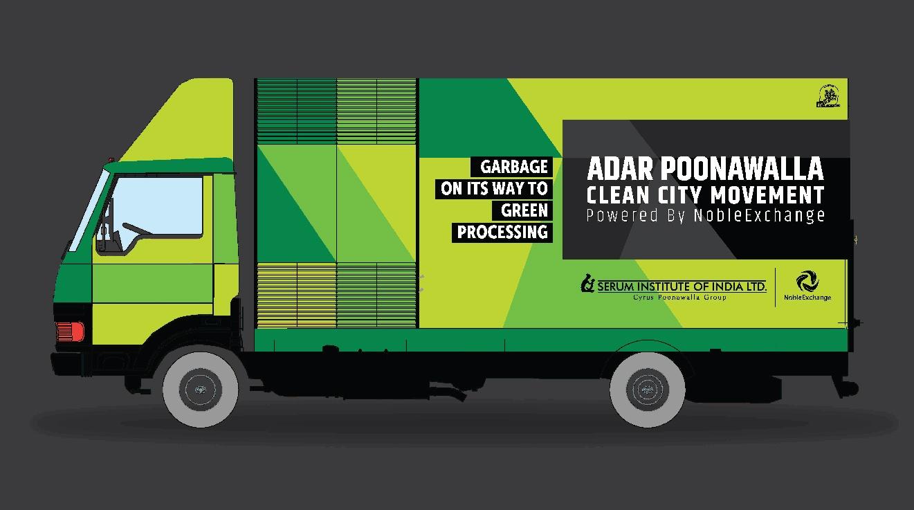 Adar Poonawala Clean City Movement