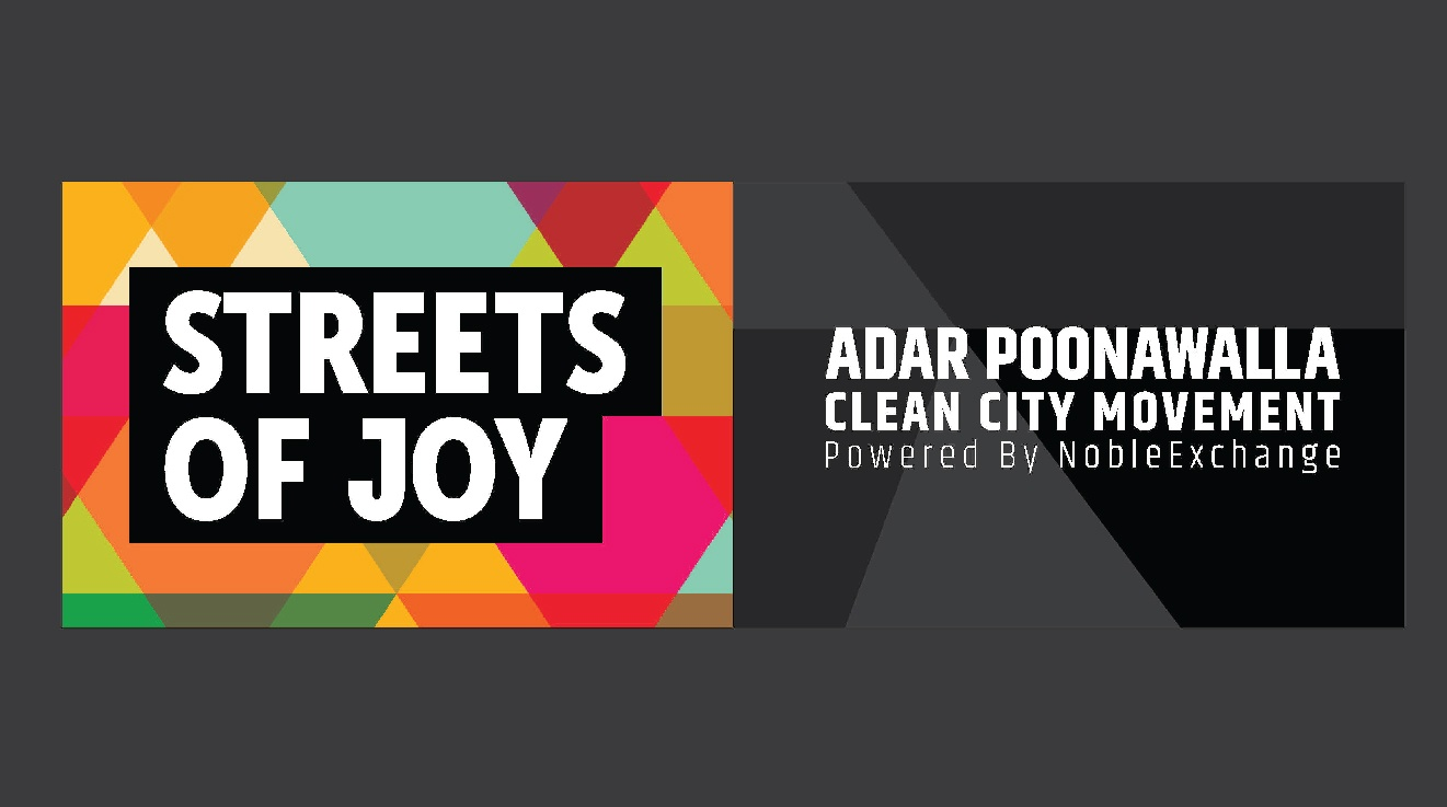 Adar Poonawala Clean City Movement