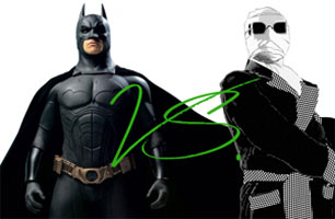 E-band vs. V-band – Batman or Invisible Man, you choose