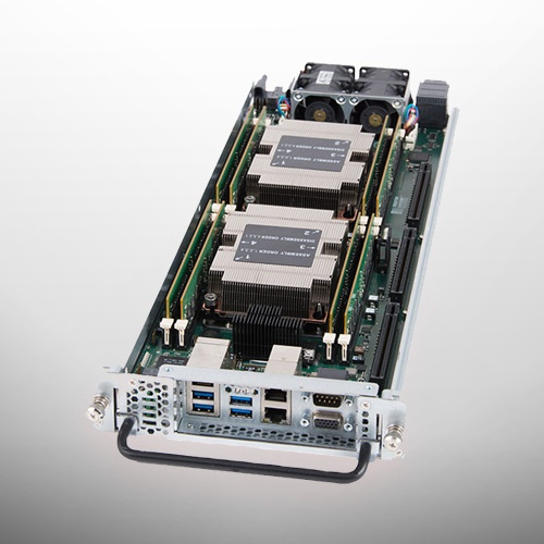 WHY A 1U OR 2U BLADE SERVER MAKES SENSE