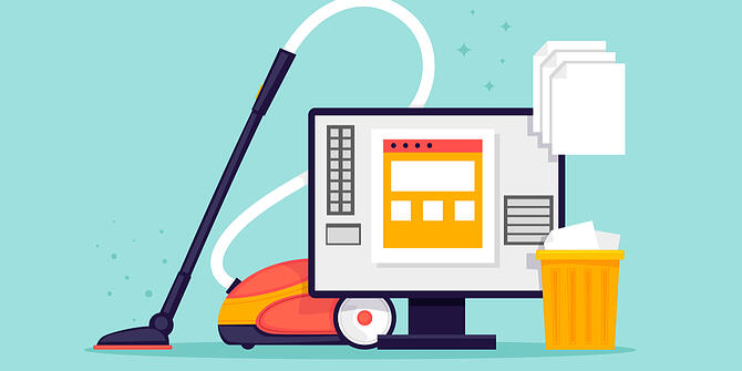 How to Clean Up File Shares