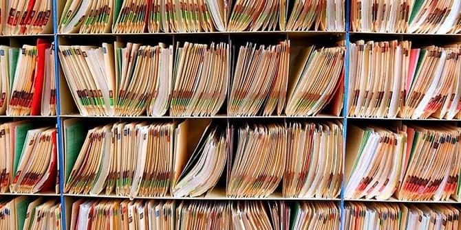 Records Retention and Sensitive Data Management