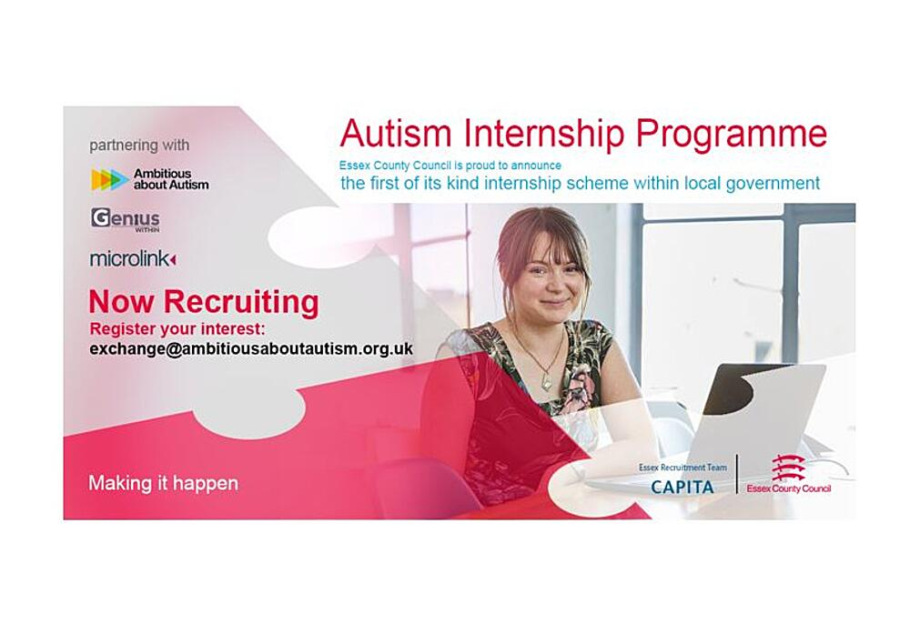Autism Internship program supported by Microlink