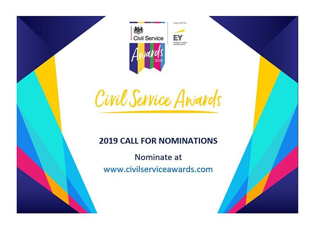 Civil Service Awards 2019