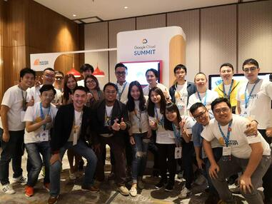 Hong Kong Google Cloud Summit'18