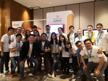 Hong KongGoogle Cloud Summit'18