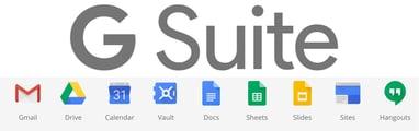Google Mail 版本這麼多,你真的知道哪個適合自己公司使用嗎---G Suite 版本比較大公開