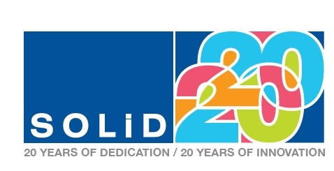 20th year anniversary logo