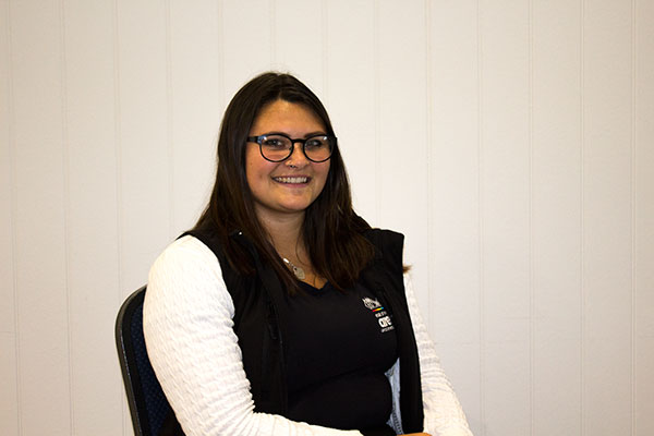 Charley Perkins - Account Manager East of England Arena and Events Centre