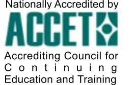 ACCET Accredited