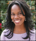 Career Services Director, Shareefah Dickens