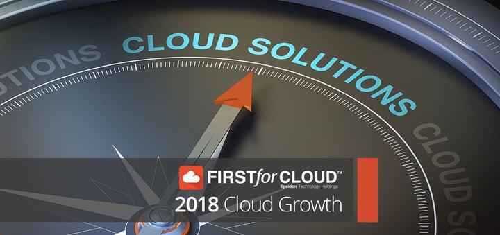 2018 Cloud Growth