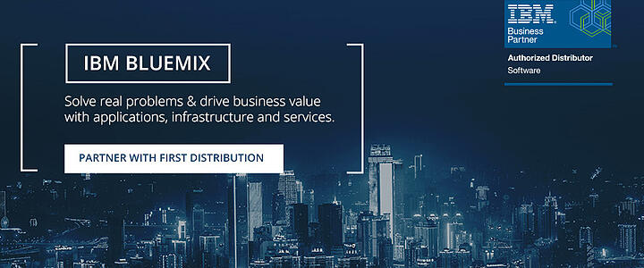 Bringing the cloud together with IBM Bluemix