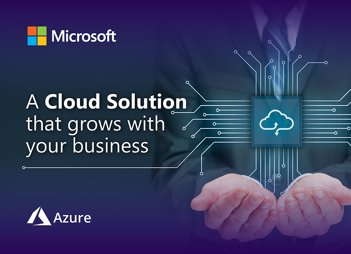 A Cloud Solution That Grows With Your Business