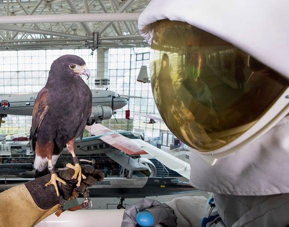 Cisco Meets Astronaut Close Up LR WPZ