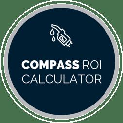 Compass ROI Calculator Icon