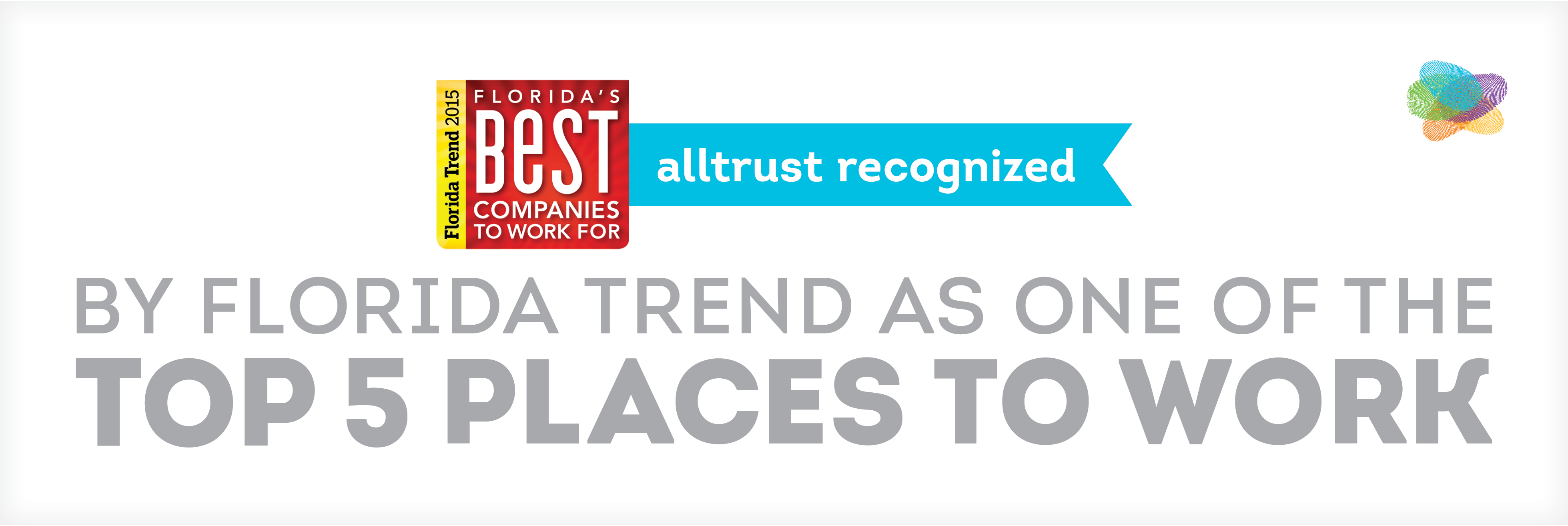 Alltrust Named One of Florida Trend's Best Companies to Work For