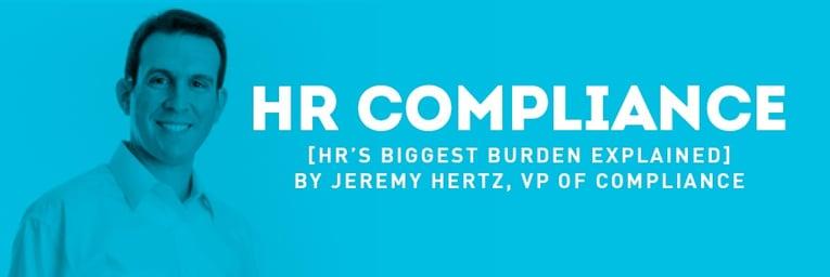 HR Compliance: HR's Biggest Burden Explained