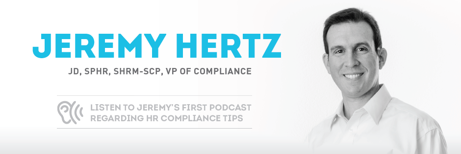 Compliance Podcast with Jeremy Hertz, Alltrust's VP of Compliance