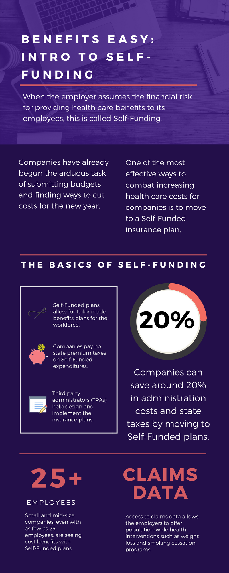 Benefits Easy: Intro to Self-Funding | Florida Employee Benefits