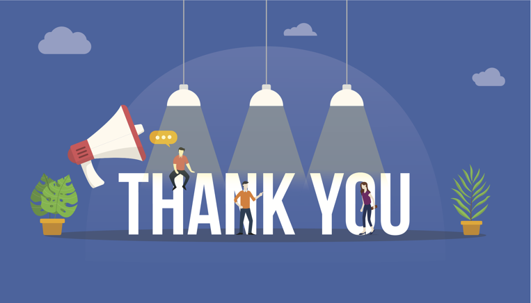 5 Ways to Say Thank You