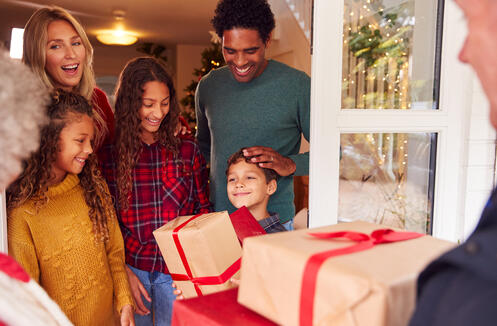 12 Ways to Have a Healthy Holiday Season
