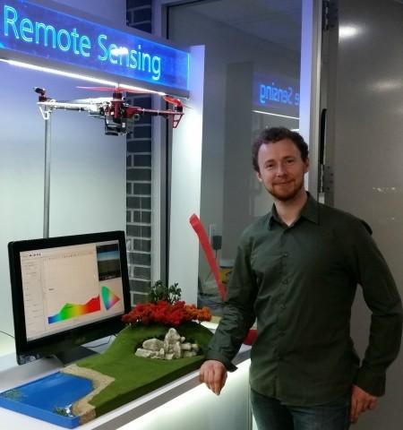Andreas Burkart - Remote Sensing Demo