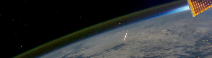 meteor spectroscopy nasa