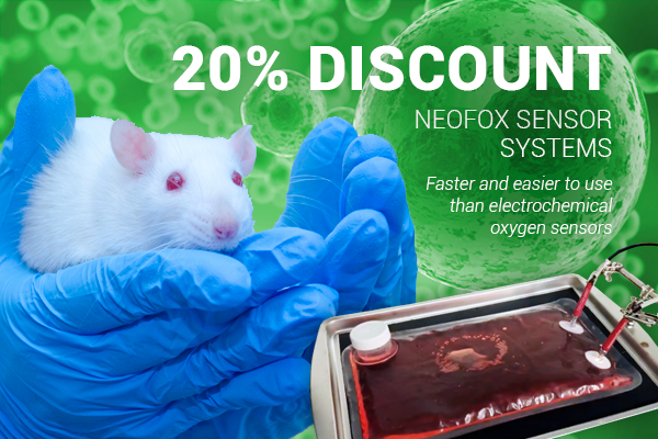 20% discount on Neofox sensor systems