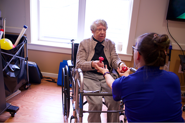 How Assisted Living Prevents Emergency Room Visits
