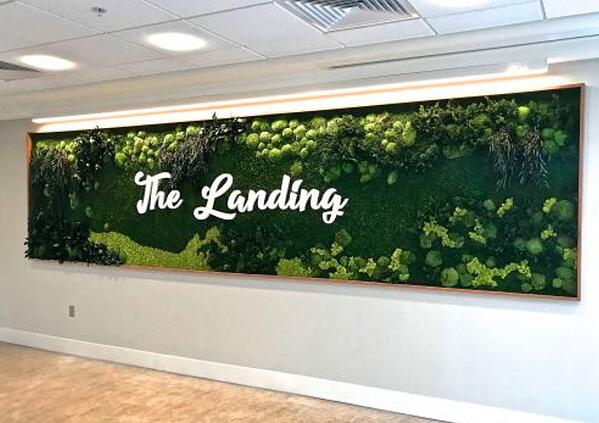 The Grand Opening of the Landing at our Senior Living Community