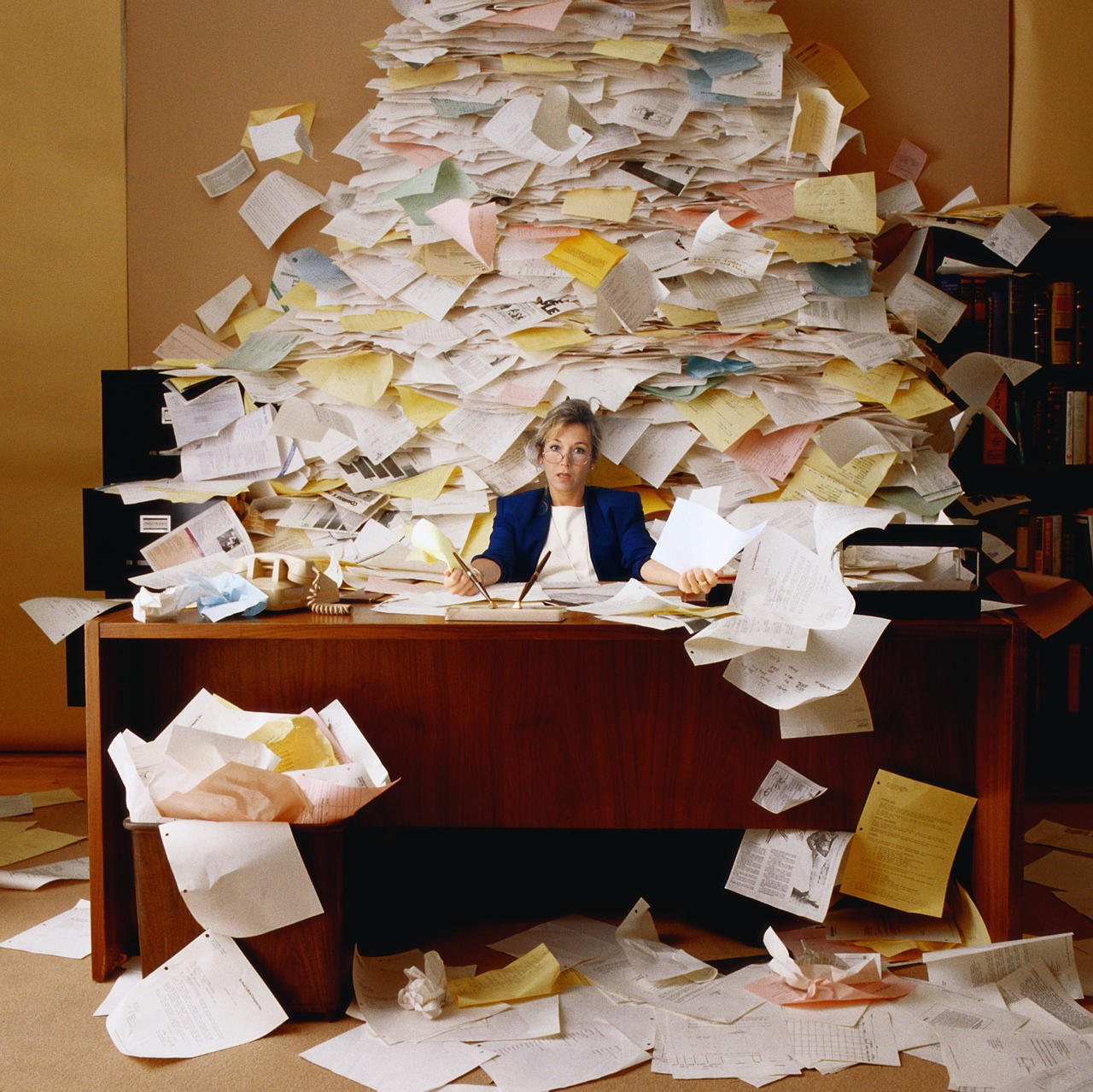 How CFOs Can Save Money by Going Paperless
