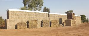 What is the Ratch.e.tarp® for Hay Storage?