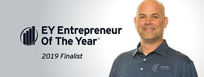 featured image for 2019 EY's Entrepreneur of the Year Gulf Coast finalist Chris Pace in the spotlight