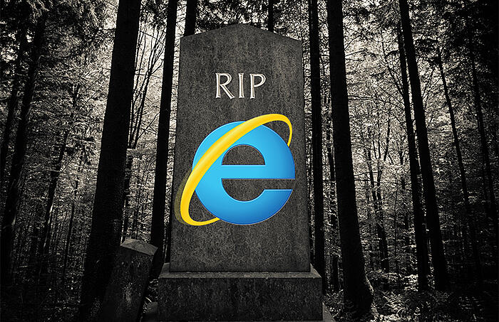 The Death of Internet Explorer: What It Means For You