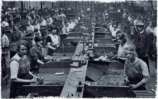 Traditional Assembly Lines