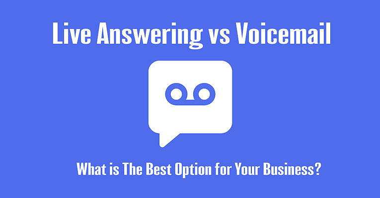 Live Answering vs Voicemail